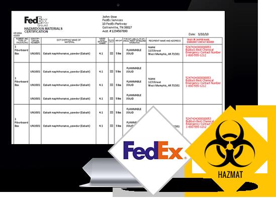 FedEx Enhanced Webservice for Hazmat Rates - Magento Extension