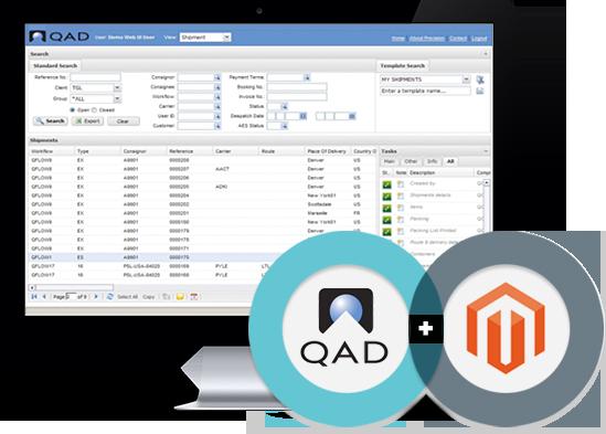 QAD Magento Integration