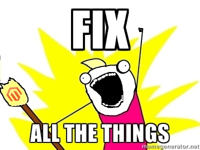 Magento Observers - Fix all the things