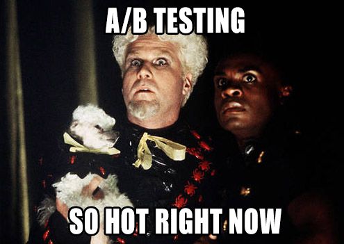 AB Test - For Magento Stores