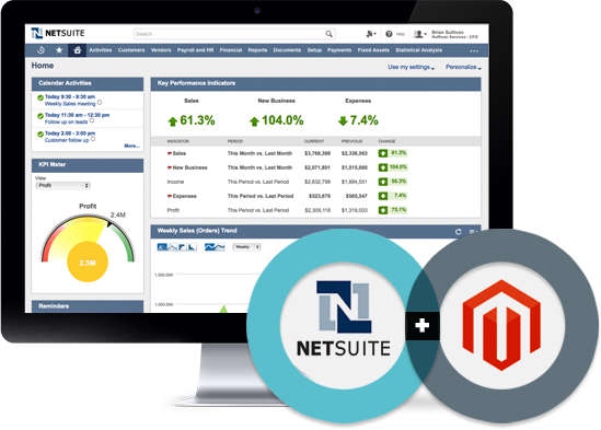 Magento Netsuite Custom Integration