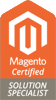 Magento Certified Solution Specialist Badge