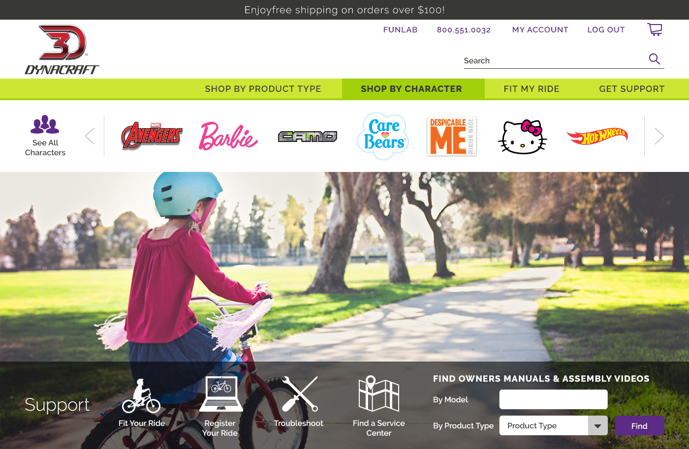 Dynacraft Wheels Launches Magento 2 B2C Site