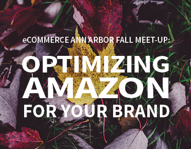 optimizing Your brand for Amazon by Human Element