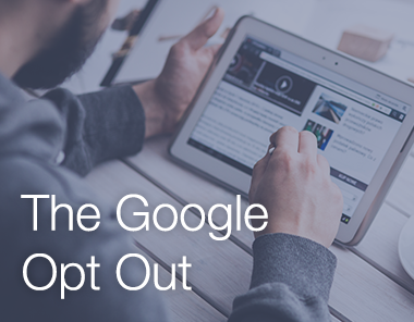 google ads opt out mute