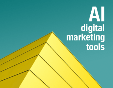 artificial intelligence digital marketing tools blog