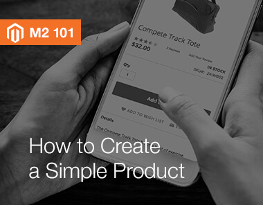 how to create a simple product in magento 2