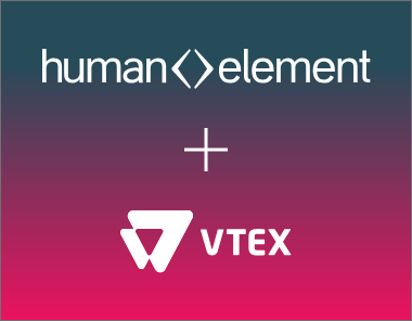 human element partners with vtex