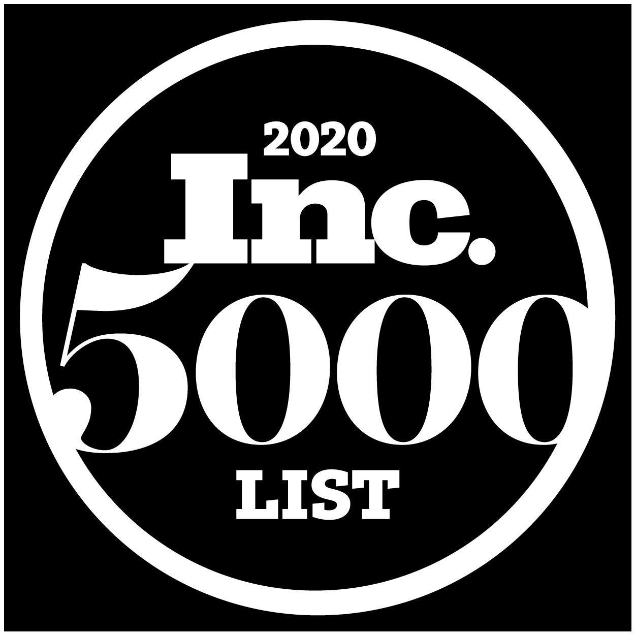 Inc 5000 badge