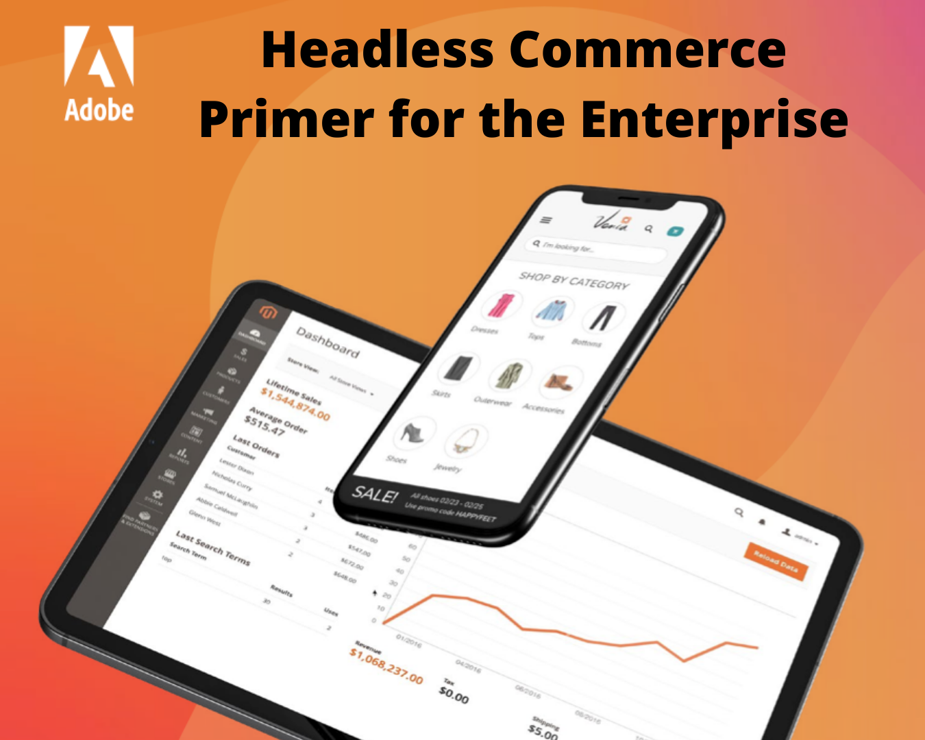 Headless Commerce Primer for the Enterprise