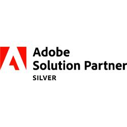 Adobe Silver Solution Partner logo