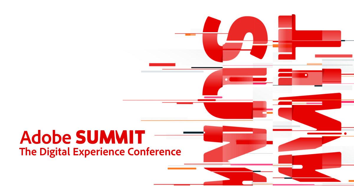 Adobe Summit 2021 promo image